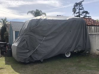 20ft RV Cover for Sale in Solana Beach,  CA