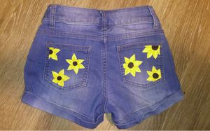 Hand painted jean pockets for Sale in Ravenswood, WV