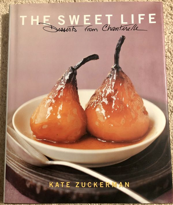 Desserts Cookbook from Chanterelle