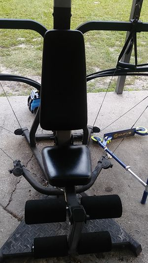 Bowflex xtreme for sale everthing works it cost 700 new for Sale in Tampa, FL