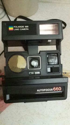 Polaroid camera Auto Focus 660 for Sale in West Palm Beach, FL