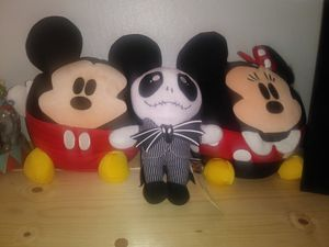 Disney vintage plushies and collectables for Sale in Las Vegas, NV