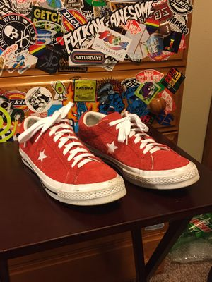 Converse Red One Star for Sale in Auburn, WA