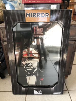 2008 The Godfather Mirror by Rabbit Tanaka. RARE! for Sale for sale  Forest Park, IL