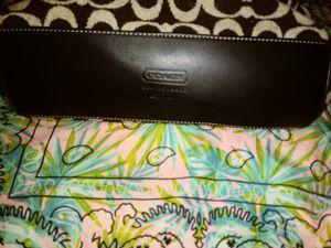 Coach wool tote bag purse for Sale in Cumberland, RI