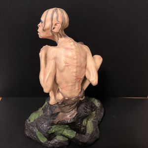 Sideshow Collectibles Lord Of The Rings Sméagol statue bust figure toy for Sale in Norco, CA