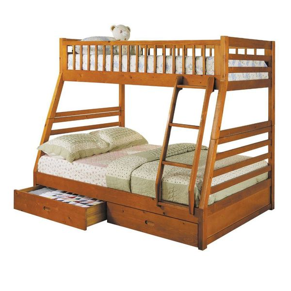 Twin /full Bunk Bed