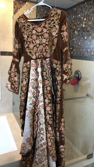 Beautiful henna dress for Sale in Mentone, CA