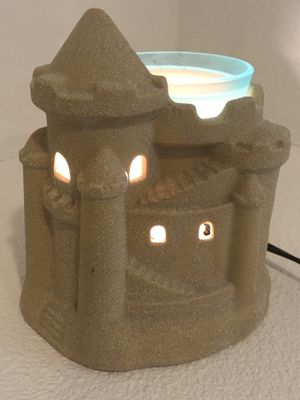 Scentsy Sandcastle Wax Warmer - Pick Up Only for Sale in Fontana, CA