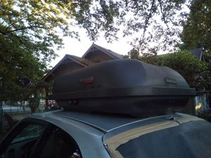 Yakima car top carrier for Sale in Portland, OR
