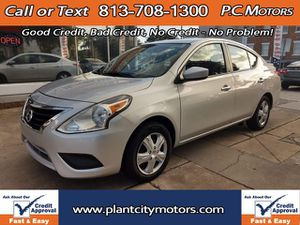 2016 Nissan Versa for Sale in Plant City, FL