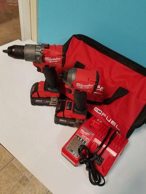 Milwuakee M18 fuel combo kit for Sale in Alpharetta, GA