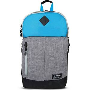 """NWT Bondka """"Jumpstreet"""" Heather Gray/Blue Laptop Backpack for Sale in Plano, TX"""