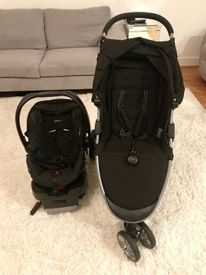 Britex stroller and car seat! for Sale in Houston, TX