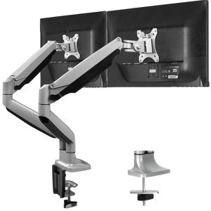 """Aluminum Dual Monitor Stand for 13-32 """" Screens for Sale in Chatsworth, CA"""