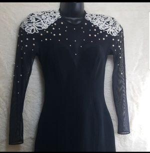 Tadashi Mesh Illusion Neck Pearl Dress for Sale in Atlanta, GA