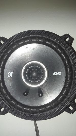 Kicker 5in 2 way car speaker for Sale in Decatur, GA