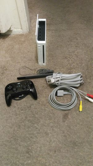 Nintendo Wii for sale everything works good for Sale in Garden Grove, CA