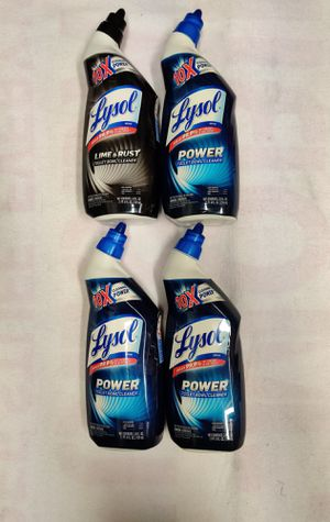 Lysol toilet bowl cleaner each for $3 for Sale in Gardena, CA