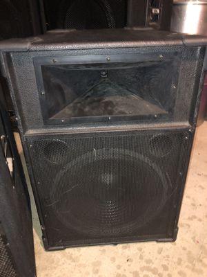 Podium pro audio speaker for Sale in Longmont, CO