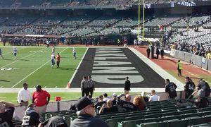 12-8-19 Raiders vs. Titans game 2 tickets for Sale in Manteca, CA