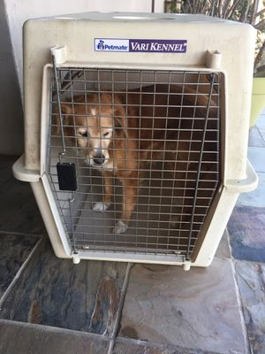 Dog kennel by Petmate $50 for Sale in San Diego, CA