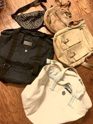 Bags Bundle (Lulu Lemon, Stella McCartney) for Sale in Los Angeles, CA