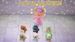 Full set of Mom's Plushies in Animal Crossing New Horizons! Quick Delivery! for Sale in Chapel Hill, NC
