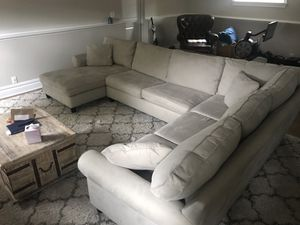 Large sectional couch for Sale in Montvale, NJ
