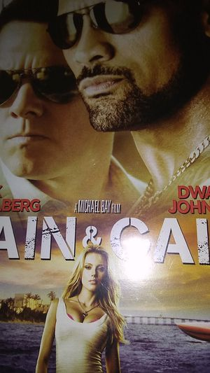 Pain & gain dvd great condition price is negotiable for Sale in Sprouses Corner, VA