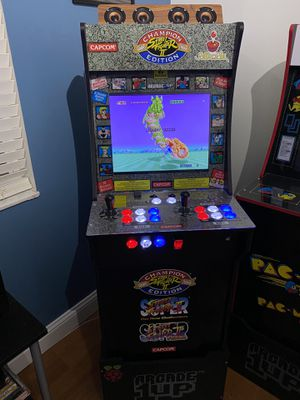 ARCADE 1UP LET ME MODIFY YOUR ARCADE 1UP TO PLAY MORE GAMES for Sale in Miami, FL