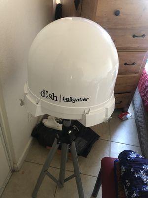 dish tailgater for Sale in Peoria, IL