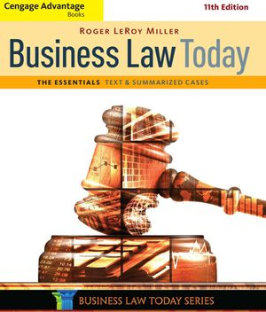 Business Law Today - 11th Edition [pdf/eBook] - $20 for Sale in Orange, CA