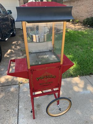 Popcorn machine for Sale in Arlington, TX