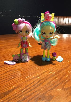Shopkin dolls for Sale in Carrollton, TX