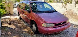 1996 Ford Windstar Van for sale - minivan for Sale in Las Vegas, NV
