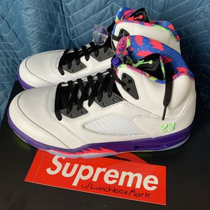 Nike Air Jordan 5 Ghost Green Alternate Bel-Air - Size 10.5 - Brand New - In Hand for Sale in Franklin, WI