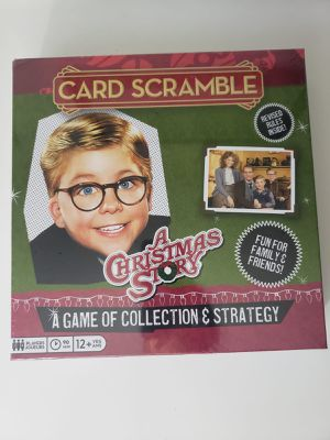 A Christmas Story Card Scramble Board Game for Sale in Orlando, FL