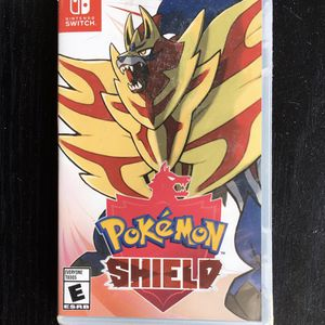 Pokémon Shield For Nintendo Switch for Sale in Peoria, AZ