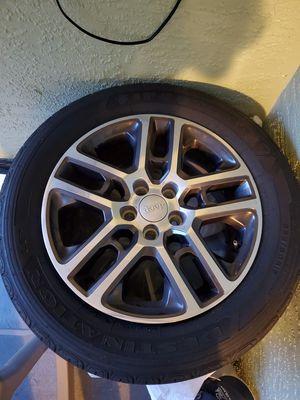 Wheels and tires 17s for Sale in Orlando, FL