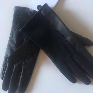Calvin Klein Leather suede gloves for Sale in Denver, CO