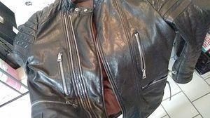 Authentic Vintage Gucci Moto Jacket (Barely worn) for Sale in Atlanta, GA