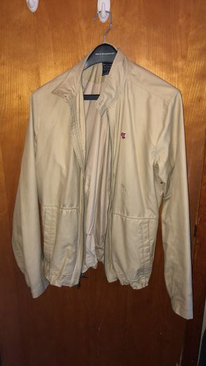 Abercrombie and fitch beige jacket for Sale in West Mifflin, PA