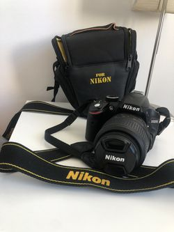 Nikon D3200 for Sale in Aventura,  FL
