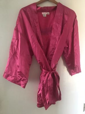 Hot Pink Satin Robe Costume for Sale in San Diego, CA