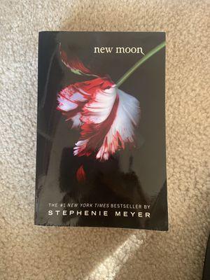 twilight new moon novel book for Sale in Dublin, CA