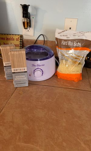 Pro wax professional use kit for Sale in Fort McDowell, AZ