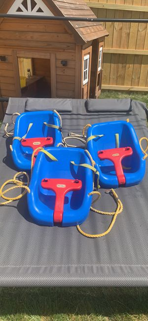 Little tikes baby toddler swings each$20 for Sale in Parma, OH