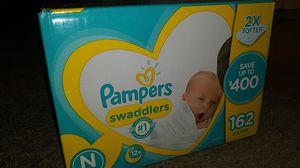 Newborn pampers for Sale in Anaheim, CA