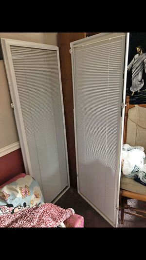 Add-on blinds for door window for Sale in Nashville, TN